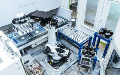 HAINBUCH übernimmt Vischer & Bolli Automation in Lindau
